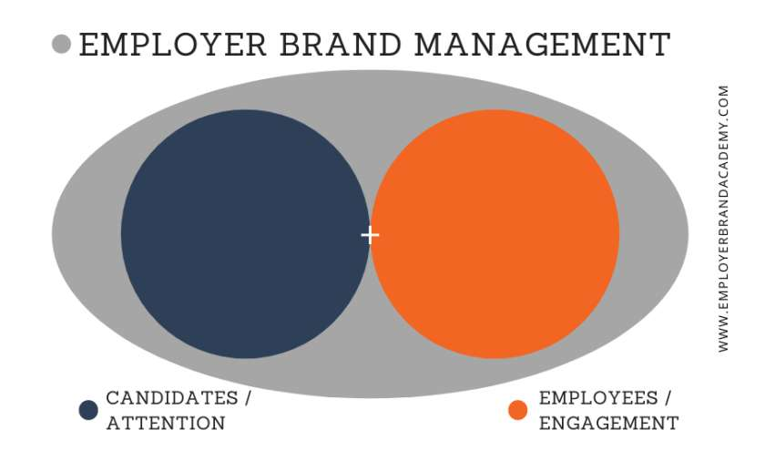 two main attributes of employer brand management